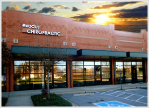 Location of Exodus Chiropractic of Franklin